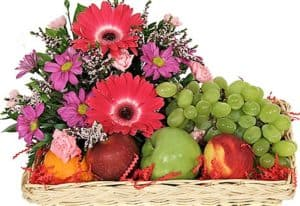 Май Стаил Евънт - кетъринг компания - Кошница с плодове